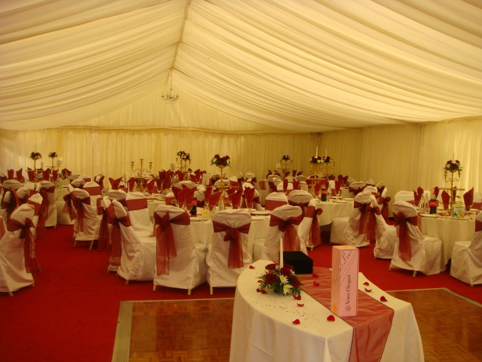 Chair Covers and linen