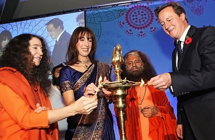 Conservatives Diwali Party 2014-2